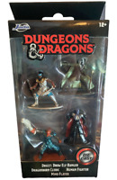 JADA TOYS DUNGEONS & DRAGONS DIE CAST FIGURINES DRIZZT MIND FLAYER