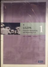 Abitus U.S. CPA Financial Accounting And Reporting 1-3