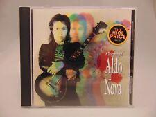 ALDO NOVA CD A Portrait of Aldo Nova