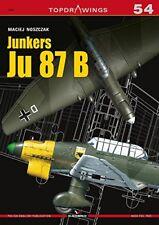 Kagero Topdrawings 54: Junkers Ju 87B