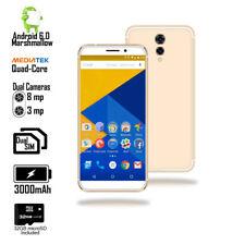 4G LTE Unlocked Android SmartPhone (QuadCore CPU 1.3GHz+ 1GB RAM + 32gb microSD)