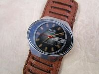 SOVIET POLJOT Stadium USSR rare vintage men's mechanical wristwatch