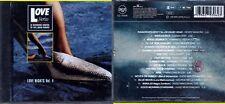 ARTISTI VARI LOVE NIGHTS MANCINI MORRICONE TROVAIOLI MICALIZZI CD SEALED 1992