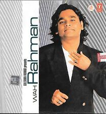 WAH RAHMAN - A R REHMAN - NEW ORIGINAL BOLLYWOOD SOUNDTRACK CD - FREE UK POST
