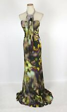 New Authentic Jovani 8189 Multi-colored Halter Women Dress Prom Evening Gown 2
