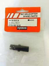 H3323 Kyosho Radio Control Helicopter Pitch Rod Guide New In Package