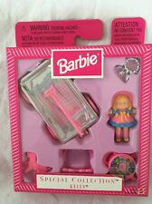 1997 KELLY Barbie Sister SPECIAL COLLECTION Miniature Doll Accessories SEALED