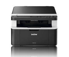 Brother Dcp-1512 Mono Laser Printer A4 Print Copy Scan