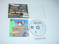 TONY HAWK'S PRO SKATER 3 game complete in case w/ manual for Playstation 1 / PS2