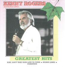 COUNTRY CD album - KENNY ROGERS : GREATEST HITS - REUBEN JAMES