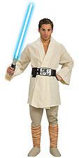 Star Wars Luke Skywalkers Adult Men Costume Size XL New