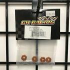 Golden Horizons Aluminum Hex Wheel Hub Orange Traxxas Mini E-Revo/Slash 05102