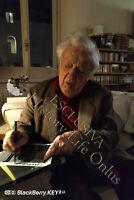 Paolo Bonacelli Foto Autografata La sindrome di Stendhal Autografo Signed Cinema