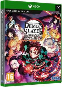 Demon Slayer Xbox One / Series X S NO CD NO KEY(CONTATTARE PER MAGGIORI INFO)