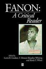Blackwell Critical Reader: Fanon : A Critical Reader 3 (1996, Paperback)