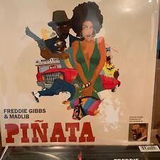 Freddie Gibbs Madlib Piñata 1974 Version Vinyl RSD Bandana Pinata New 74 sealed