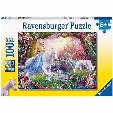 Ravensburger Puzzle 100pc - Magical Unicorn