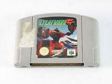 Nintendo N64 Lylat Wars Cartucho sólo PAL UK