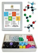 Molecular Model Kit with Molecule Building Software, Organic Chemistry Set by...