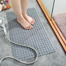Pvc Non-slip Bathmat Bathroom Shower Pad Bathroom Products Bath Mat Transparent