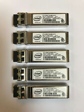 Intel E10GSFPSR E65689-003 1/10Gb SFP+ 10GBASE-SR FTLX8571D3BCVIT1 for X520