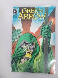 Green Arrow #10 DC Comics