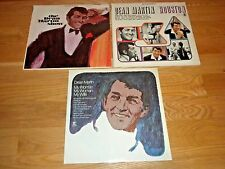 LOT OF 3 LP'S: DEAN MARTIN - The Dean Martin TV Show, Houston, My Woman My Wife