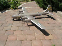 1:47 Boeing B-29 SuperFortress Bomber Bombardment Aircraft  Paper Model Kit