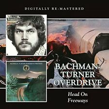 BACHMAN-TURNER OVERDRIVE - HEAD ON/FREEWAYS  CD NEU