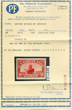 US Sc Q6 1913 10c Parcel Post Mint OG NH With PF Certificate VF-XF
