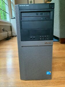 Dell Optiplex 960  With Monitor, Mouse, and Keyboard