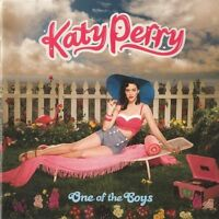 Katy Perry ‎CD One Of The Boys - Europe (M/M)