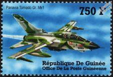PANAVIA TORNADO GR1 Attack Aircraft Stamp (2002 Guinea)