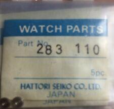 5 pieces P/N 283110 Seiko 11A Winding Pinion