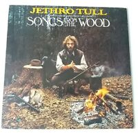 Jethro Tull - Songs from the Wood - Vinyl LP UK 1st Press EX/EX+