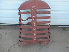 Vintage Massey Harris 44 Tractor Grill MH Rat Rod Grille Shell Real steel LOOK