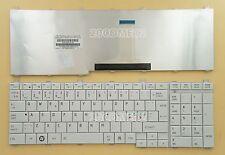 NEW for TOSHIBA Satellite L660D L665D L750 L750D L755 Keyboard Nordic White