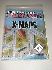 Heroes of the Falklands: X-Maps (New)