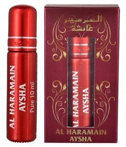 Al Haramain Concentrated Perfume Oil Attar variety 10 ml each / USA Seller/ GIFT