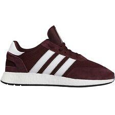 Adidas Originals I-5923 Moda Hombre Cordones Zapatillas para Correr - Granate