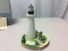 Harbour Lights Lighthouse Port Isabel, Texas #147, 1994 Coa #526/5500.