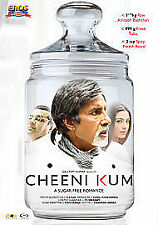 Cheeni Kum [DVD], New DVD, Annie Vanders, Swini Khera, Zohra Sehgal, Paresh Rawa