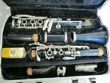 VINTAGE SELMER  MOUTHPIECES (2) BUNDY CLARINET 577 WITH HARD CASE