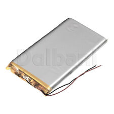 10065120, Internal Lithium Polymer Battery 3.7 100x65x120