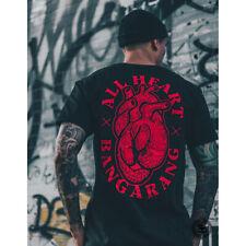 Bangarang todo corazón 2.0 Camiseta-Negro