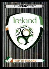 Panini Euro 2012 - Badge - Rep. of Ireland No. 340