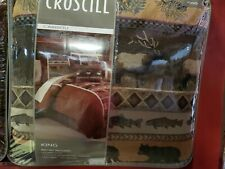 Croscill Home Caribou 4 Piece King Comforter Set In Multi