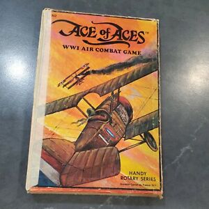NOVA Ace of Aces Ace of Aces - WWI Air Combat Game (Handy Rotary Series)