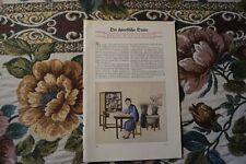1929 Fachbericht Vh 609China Frauen Kulturgeschichte