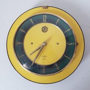 Clock SMI Vintage IN Formica